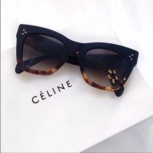 Celine Katherine ombré sunglasses!